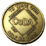 CoDA Medallion