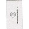 affirmation booklet